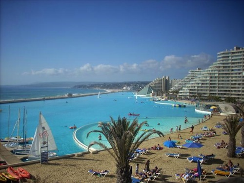 Blog thing contest 186 answer san alfonso del mar for Piscina chile